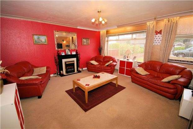 3 Bedrooms Semi Detached Bungalow for sale in 8 Friary Grange Park, Winterbourne, BRISTOL, BS36 1LZ