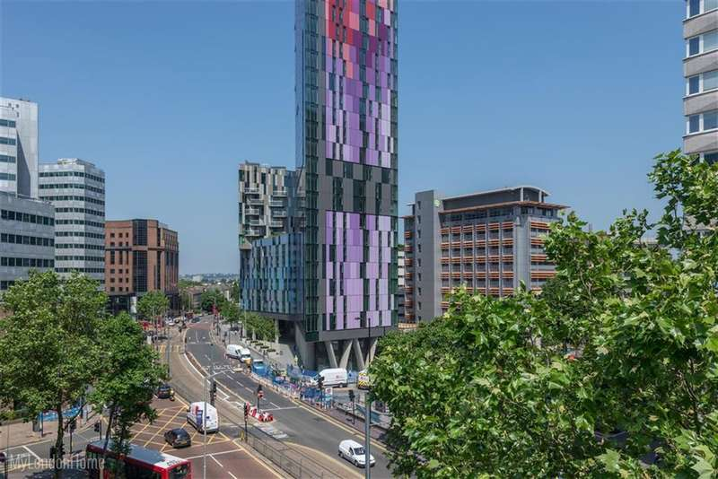 2 Bedrooms Property for sale in Saffron Tower, Croydon, London, CR0