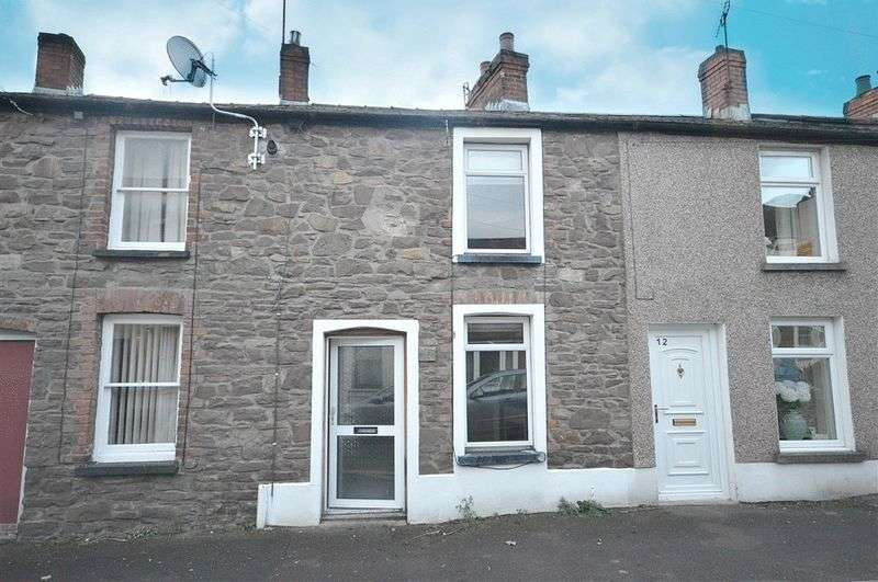 2 Bedrooms Terraced House for sale in Princes Street, Abergavenny