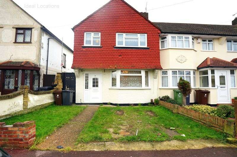 3 Bedrooms Terraced House for sale in 3 Bedroom House, Marston Avenue, Dagenham,