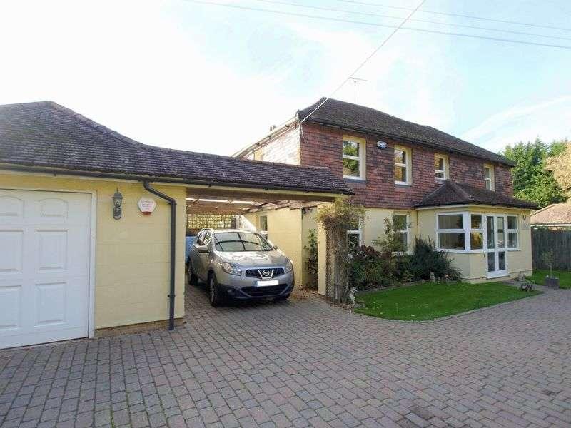 4 Bedrooms Semi Detached House for sale in Rushmore Hill, Sevenoaks