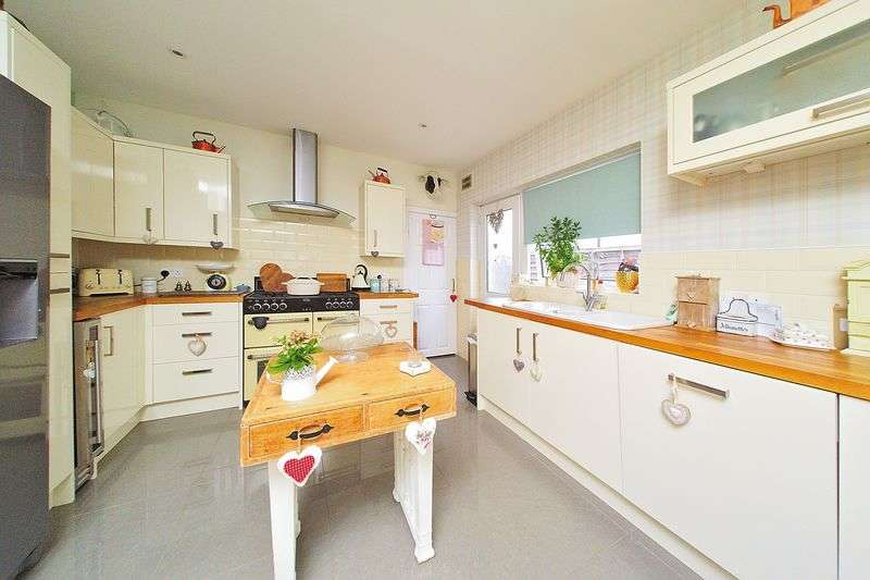 3 Bedrooms Detached Bungalow for sale in Grosvenor Gardens, Bognor Regis, PO21