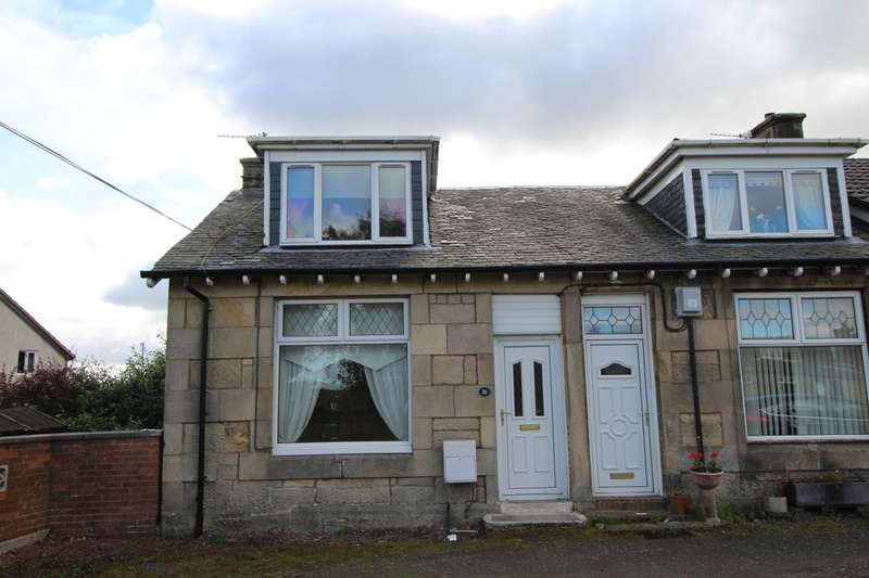 3 Bedrooms Property for sale in Barefield Street, Larkhall, ML9