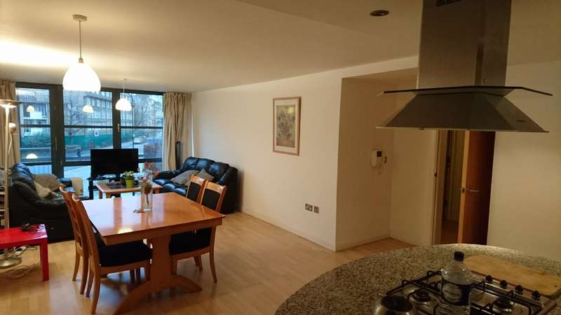 2 Bedrooms Flat for sale in Lanesborough Court, 1 Fanshaw Street, London N1