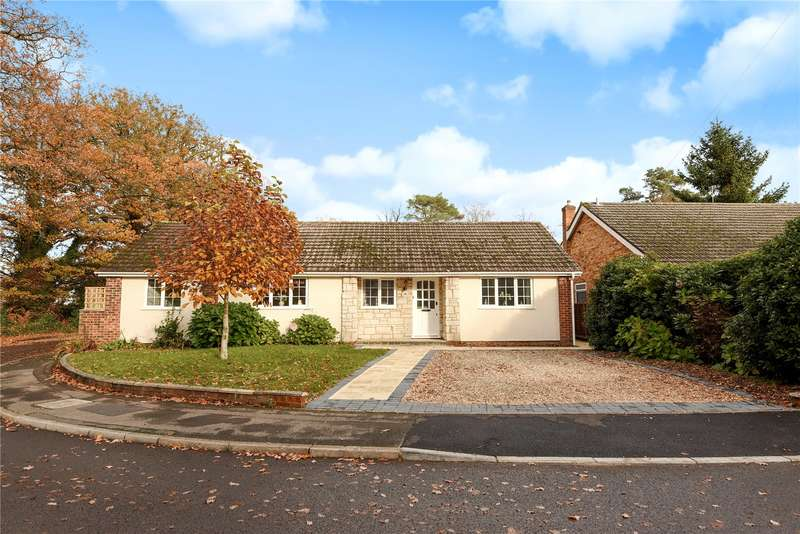 4 Bedrooms Detached Bungalow for sale in Lowther Road, Wokingham, Berkshire, RG41