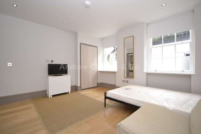 Studio Flat for sale in Dorset Square, Marylebone NW1