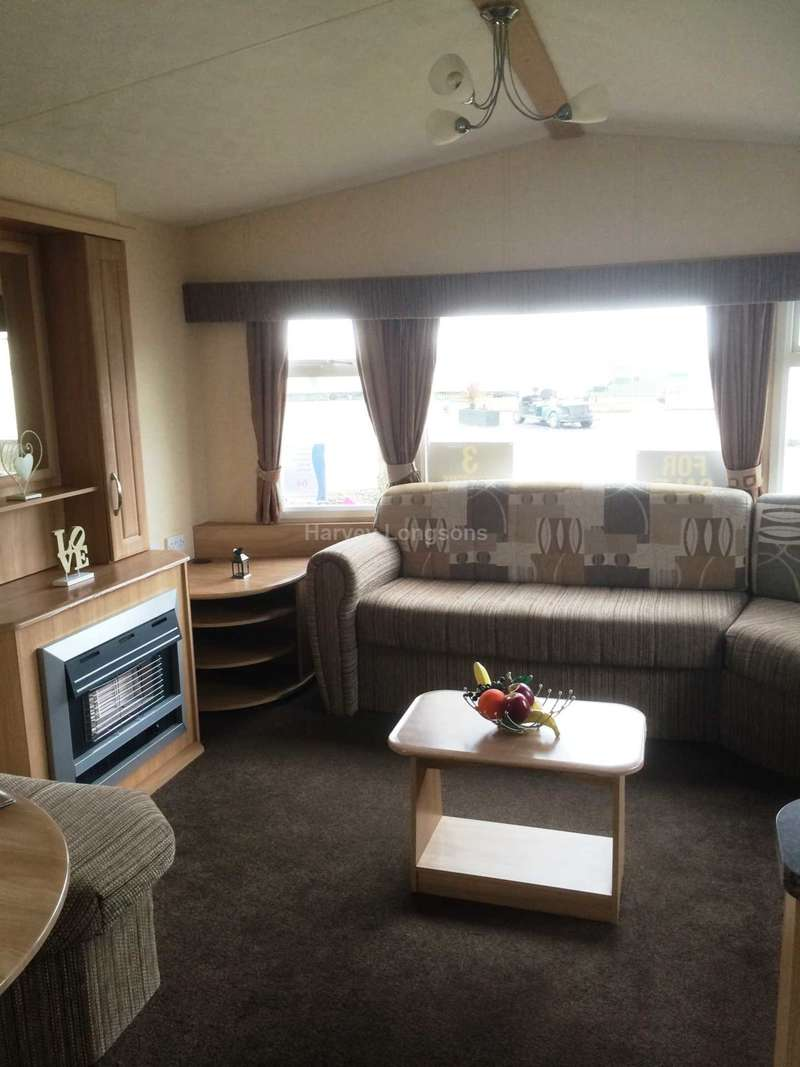 3 Bedrooms Caravan Mobile Home for sale in Dawlish Sands Holiday Park, Warren Road, Dawlish Warren