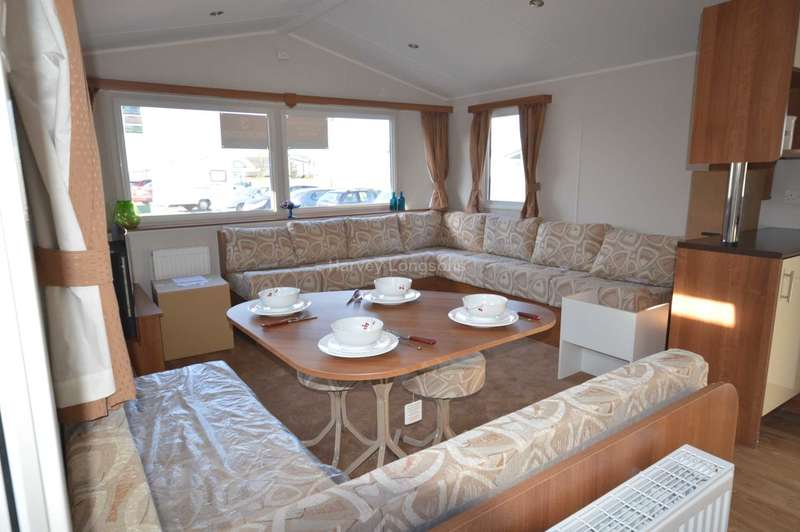 3 Bedrooms Caravan Mobile Home for sale in Rye Harbour Holiday Park, Rye Harbour, Rye