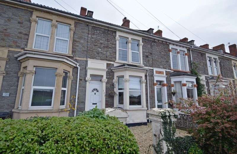 3 Bedrooms Terraced House for sale in Strode Road, Clevedon
