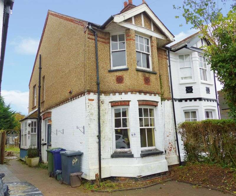 3 Bedrooms Semi Detached House for sale in Marlow Town Centre
