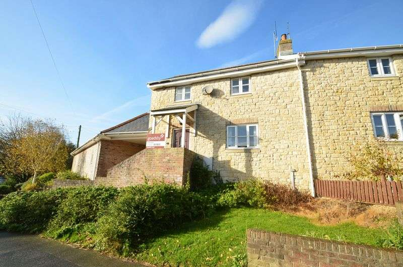 3 Bedrooms Terraced House for sale in Portesham Hill, Portesham