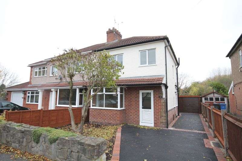 3 Bedrooms Semi Detached House for sale in CHESTERTON AVENUE, SUNNYHILL