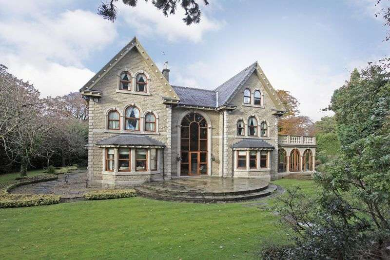 7 Bedrooms Detached House for sale in Green Walk, Bowdon