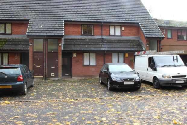 2 Bedrooms Apartment Flat for sale in Danes Road, Manchester, Lancashire, M14 5JS