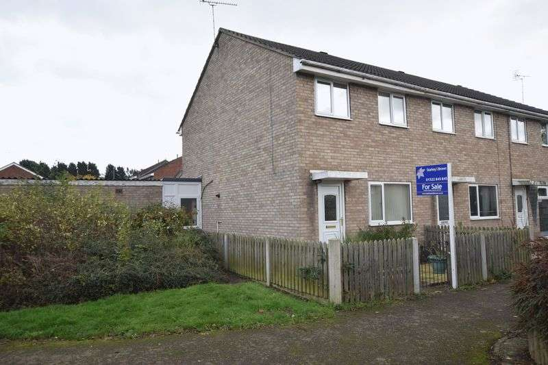 3 Bedrooms House for sale in Heysham Close, Brant Road, Lincoln