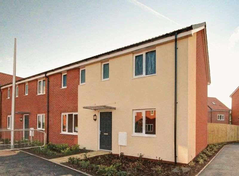 3 Bedrooms Terraced House for sale in Hill Barton Road, Exeter