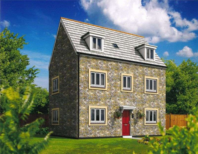 4 Bedrooms Detached House for sale in Borough View, Bodmin