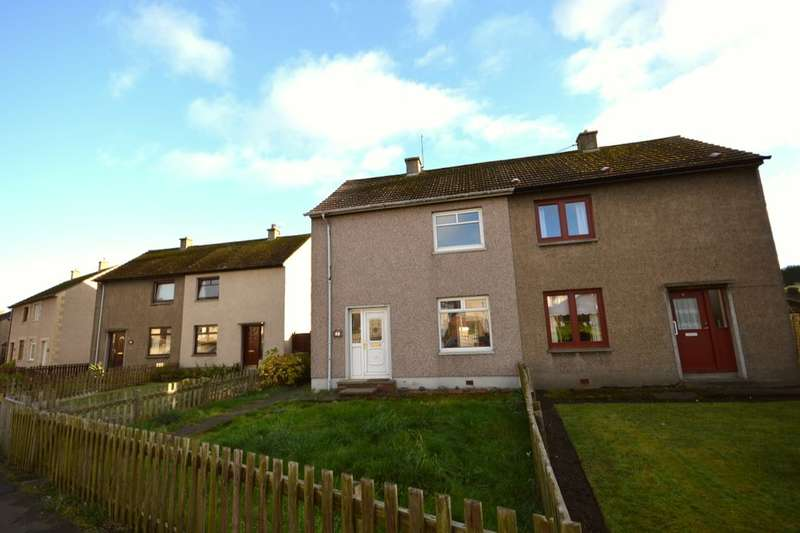 2 Bedrooms Semi Detached House for sale in Leadburn Avenue, Wellwood, Dunfermline, KY12