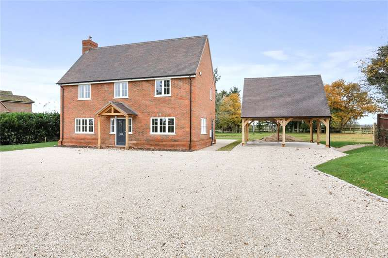 5 Bedrooms Detached House for sale in Church Road, Cadmore End, High Wycombe, Buckinghamshire, HP14