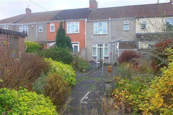 4 Bedrooms Terraced House for rent in Lodge Causeway, Fishponds, Bristol