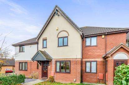 3 Bedrooms Terraced House for sale in Pascal Way, Letchworth Garden City, Hertfordshire