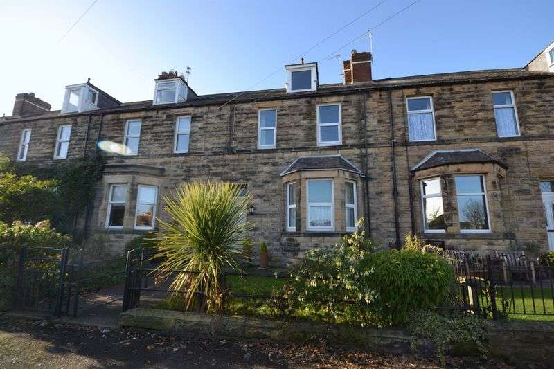 4 Bedrooms Terraced House for sale in Oswald Street, Amble