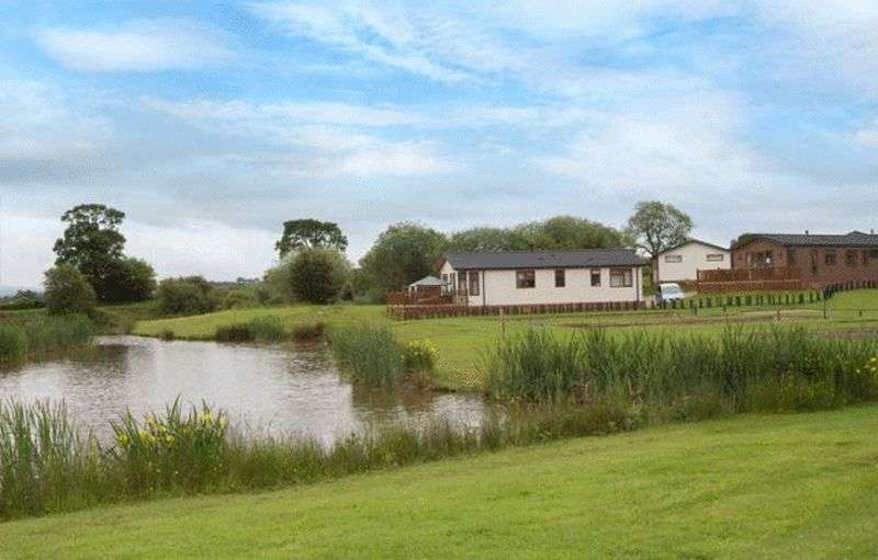 Property for sale in Wigmore Lakes, Wattlesborough, Shrewsbury, Shropshire, SY5 9DU