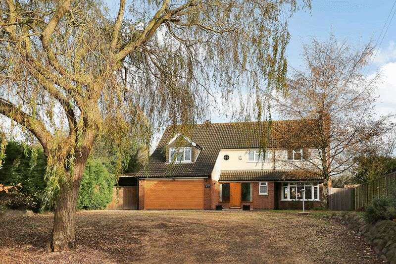 5 Bedrooms Detached House for sale in Melton Road, Long Clawson