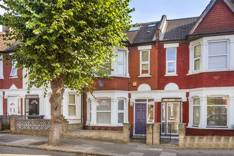 4 Bedrooms Terraced House for sale in Dunbar Road, Wood Green, N22