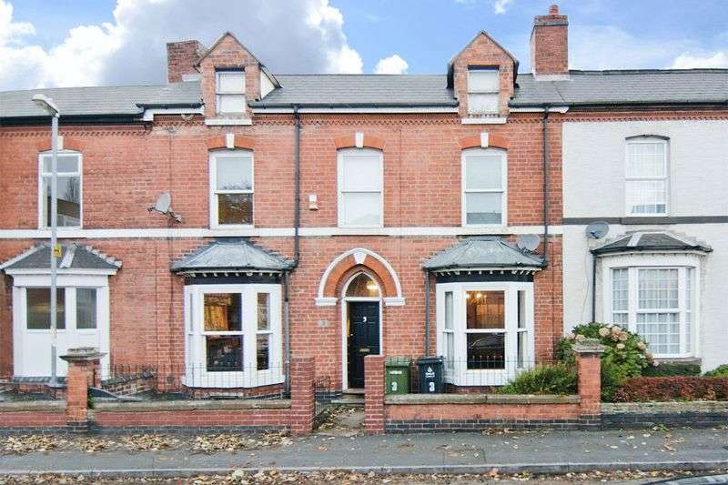 3 Bedrooms Terraced House for sale in Westbourne Street, Walsall