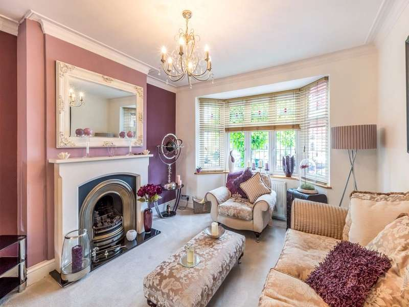 4 Bedrooms Semi Detached House for sale in York Road, Rochester, ME1