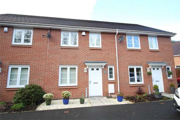 3 Bedrooms Terraced House for sale in Mill-Race, Abercarn, NEWPORT, Caerphilly