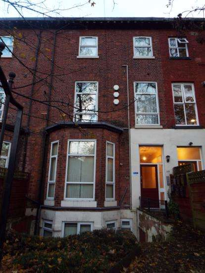 2 Bedrooms Flat for sale in Withington Road, Manchester, Greater Manchester