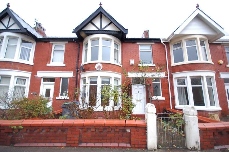 3 Bedrooms Terraced House for sale in Saville Road, Blackpool