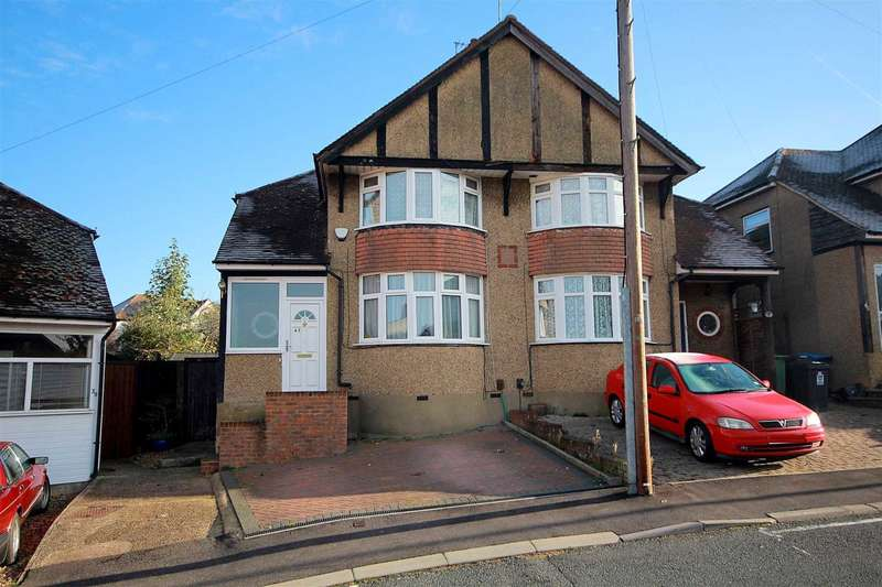 3 Bedrooms Semi Detached House for sale in Semi detached family home located in this SOUGHT after location