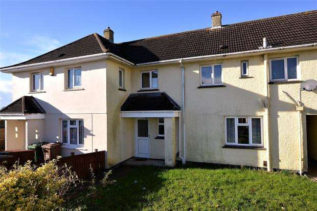 3 Bedrooms Terraced House for sale in Roberts Road, Plymouth, Devon