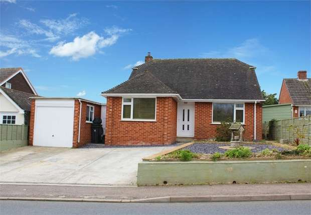3 Bedrooms Detached Bungalow for sale in Seaton Down Road, Seaton, Devon