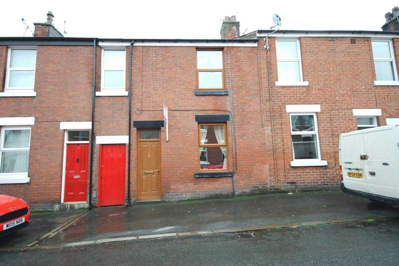2 Bedrooms Terraced House for sale in Fylde Street, Kirkham