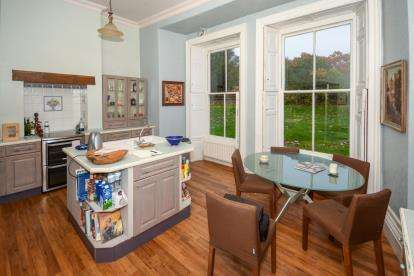 5 Bedrooms Link Detached House for sale in Coleby Hall, Hall Drive, Lincoln, Lincolnshire