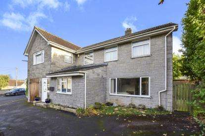 5 Bedrooms Detached House for sale in Somerton, Somerset