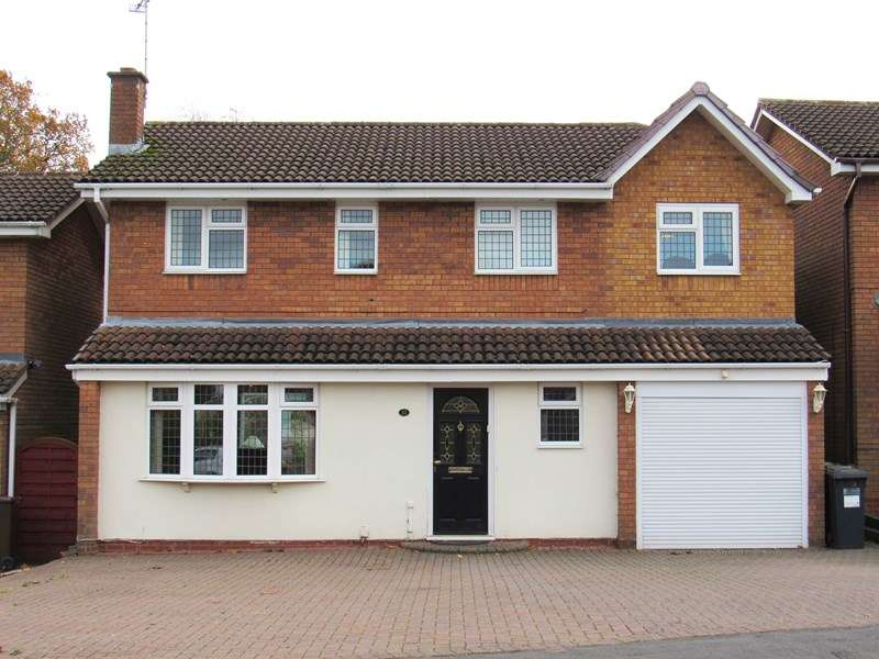4 Bedrooms Detached House for sale in Oakslade Drive, Damson Parkway, Solihull