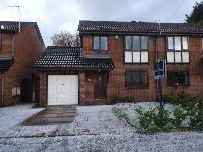 3 Bedrooms Semi Detached House for sale in Slater Lane, Leyland, Preston, Lancashire, PR26