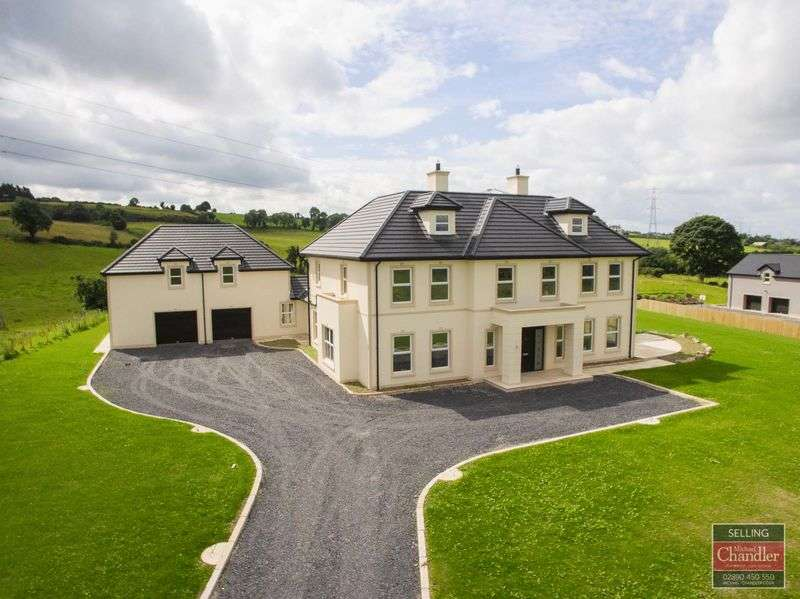 5 Bedrooms Detached House for sale in Adj To 95 Ballycoan Road, Belfast, BT8 8LP