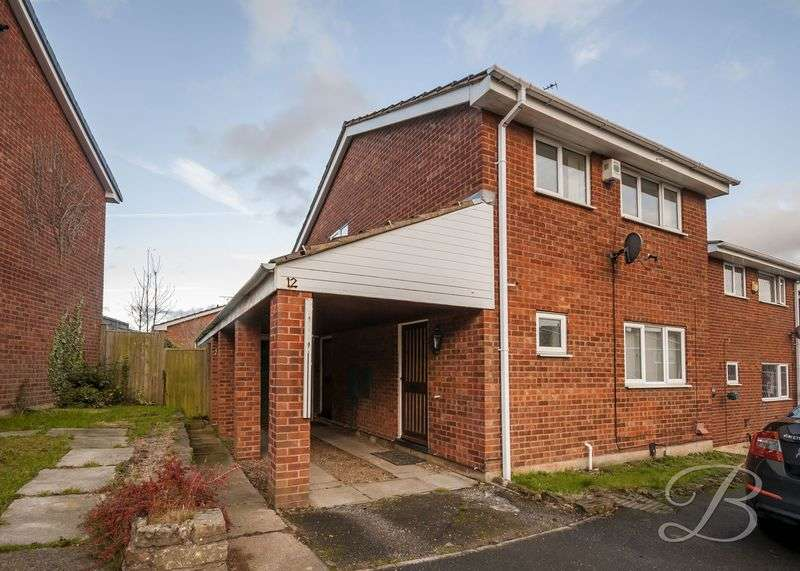 3 Bedrooms Detached House for sale in Sulby Close, Forest Town