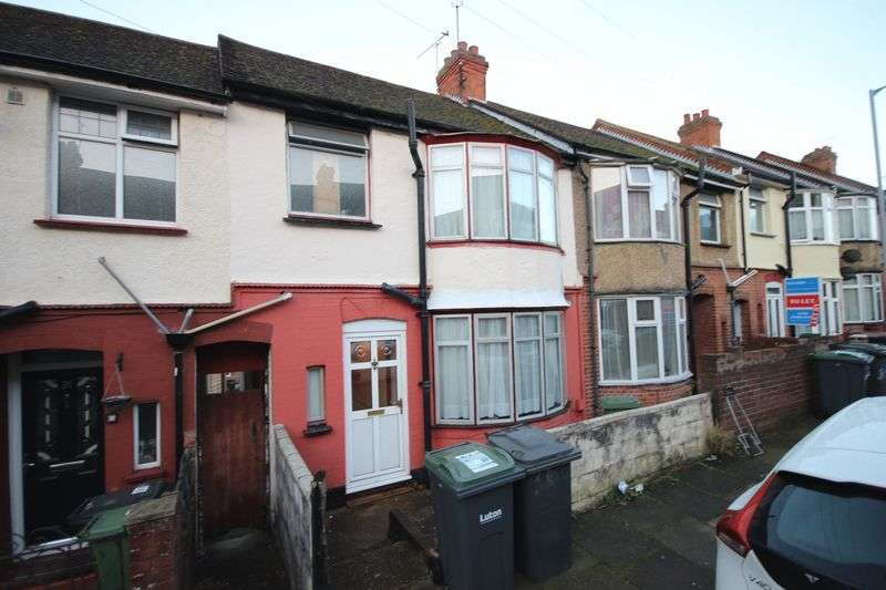 3 Bedrooms Terraced House for sale in Harcourt Street, Luton
