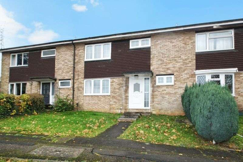 3 Bedrooms Terraced House for sale in Edmunds Close, High Wycombe