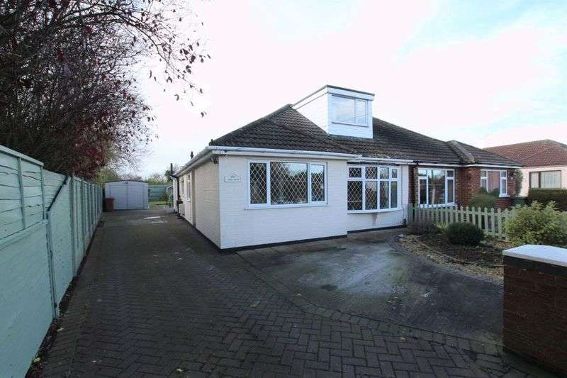 4 Bedrooms Semi Detached Bungalow for sale in STATION AVENUE, NEW WALTHAM