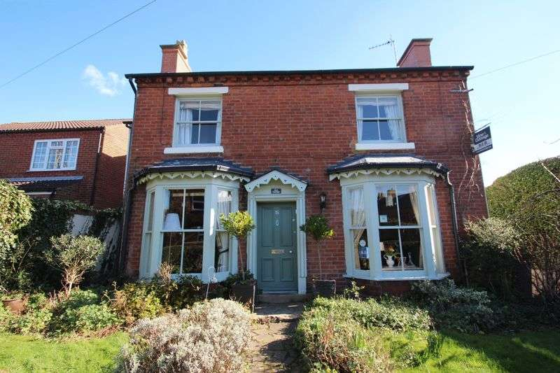 5 Bedrooms Detached House for sale in Foregate Street, Astwood Bank