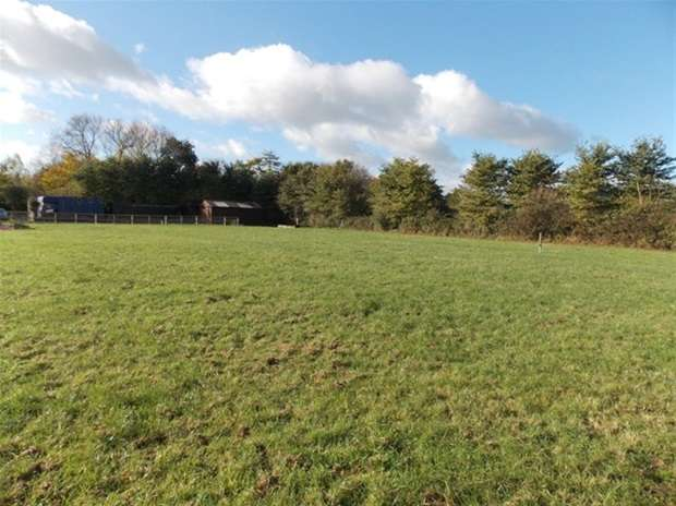 Land Commercial for sale in Hay Lane, Poulshot, Devizes