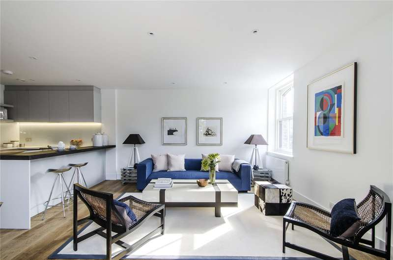 2 Bedrooms Flat for sale in Peloton Place, 408 Upper Richmond Road, Putney, SW15